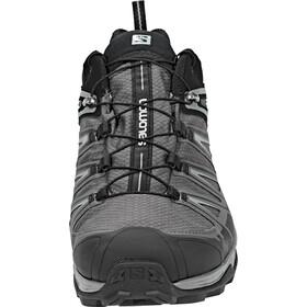 Salomon X Ultra 3 GTX Kengät Miehet, black/magnet/quiet shade